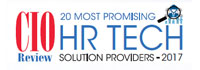 20 Most Promising HR Technology Solution Providers - 2017